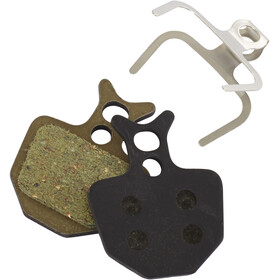 Red Cycling Products Disc Pads Formula Oro Disc Brake Pads organic